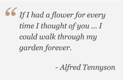 Alfred Tennyson Quote